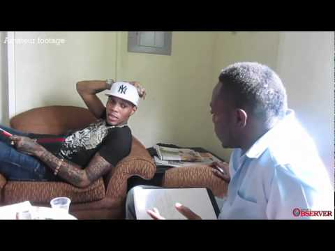 Vybz Kartel 2011 Interview With The Observer [March 2011] ©