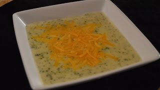 Tgi Friday's Broccoli And Cheese Soup - Copycat Recipe Broccoli And Cheese Soup From Tgi Friday's