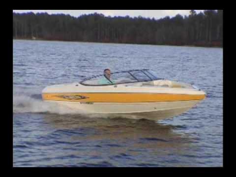 Stingray 195LX Walk-thru Video from Boating Life Magazine
