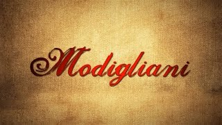 MODIGLIANI (2015) by Zouan Kourtis