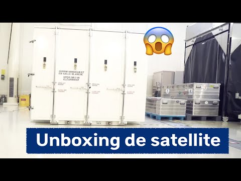 Taranis | Unboxing de satellite