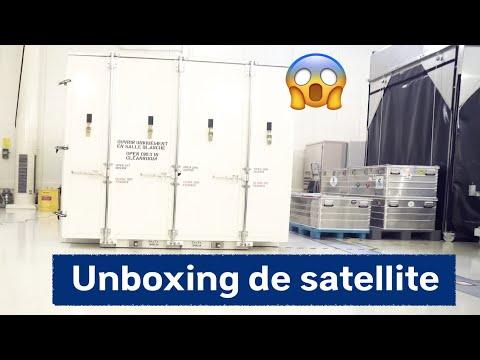 Taranis | Unboxing de satellite