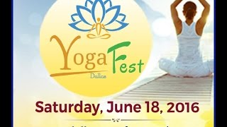 Video Dallas Yoga Fest 2016 - June 18th 2016 download MP3, 3GP, MP4, WEBM, AVI, FLV September 2018