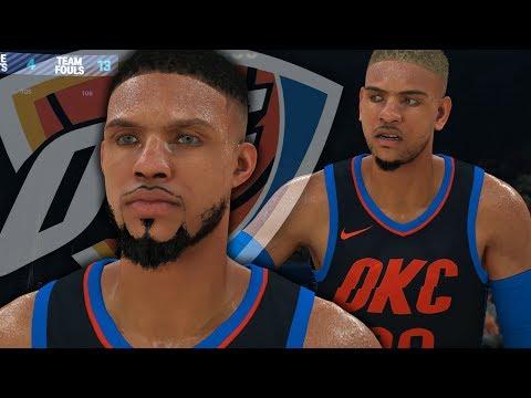 NBA 2K18 MyCAREER - ELI POSTERIZED D.COUSINS & A.DAVIS!! 20+ Points, 20+ Assist Game!