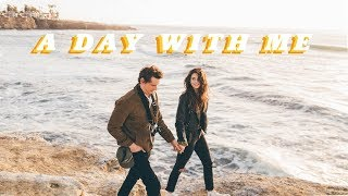 a day in my life in ca | meet my boyfriend :)