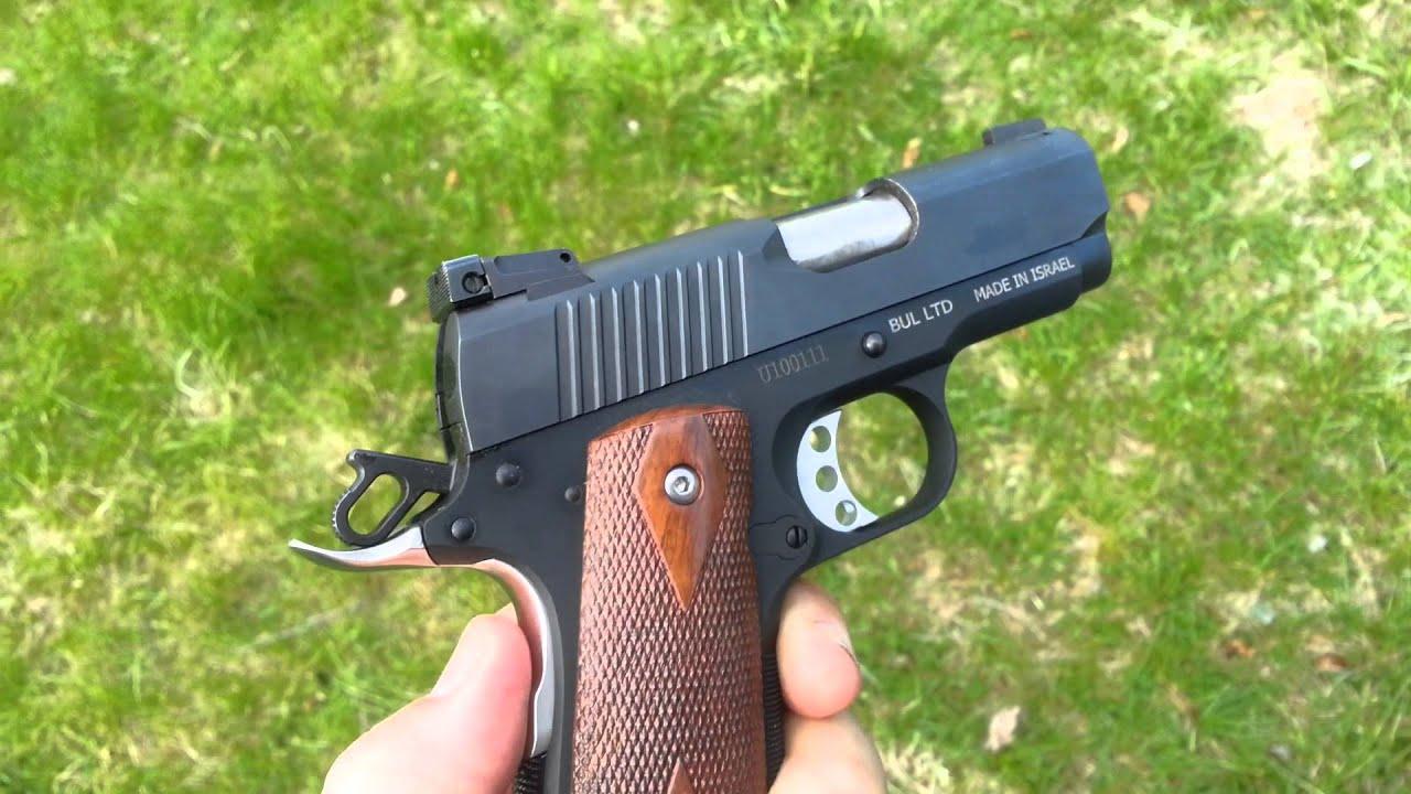 Sig Sauer Spartan II Full Size 1911 45 ACP Handgun