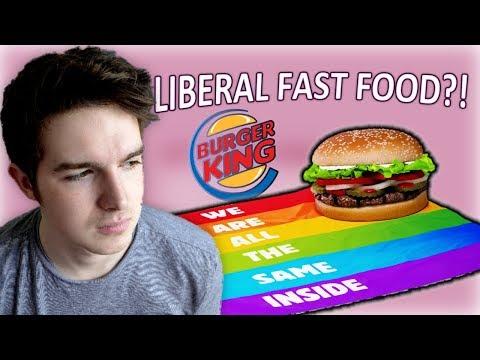 Liberals Ruin Fast Food
