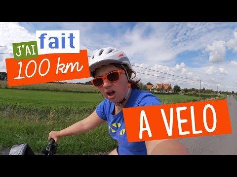 J'ai fait 100 Km à vélo ! Défi Lille-Amsterdam