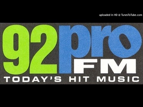 92 PRO-FM Providence - July 1990 - Tony Mascaro