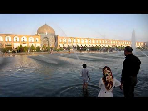 Iran 2012   Isfahan   Naghsh-e Jahan   Iman Square   Shah Square   UNESCO World Heritage Site