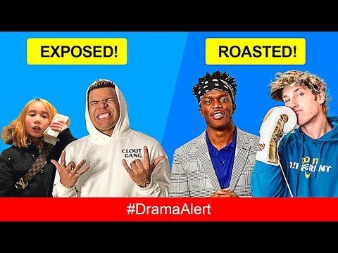 Lil Tay EXPOSES WolfieRaps? #DramaAlert KSI & Logan Paul ROAST BATTLE! Streamer ASSAULTED!