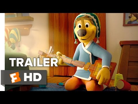 Rock Dog Official Trailer 1 (2017) - Luke Wilson Movie