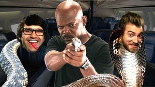 Download Video Snake on a Plane in Real Life MP3 3GP MP4