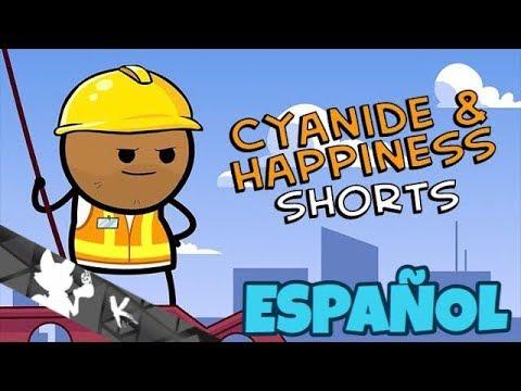 The Foreman - Cyanide & Happiness Shorts [ESPAÑOL]