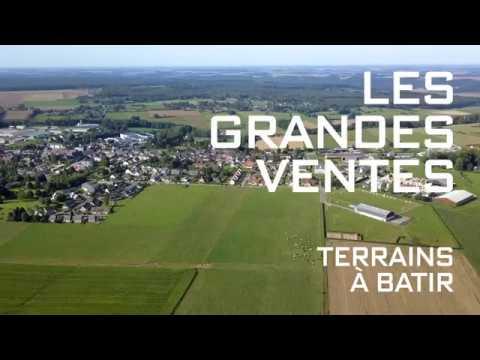 Les Grandes-Ventes - 24 Terrains à bâtir GROUPE RJP aménageur lotisseur HAUTE NORMANDIE
