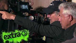 Steven Spielberg über seine extra 3-Mitarbeit