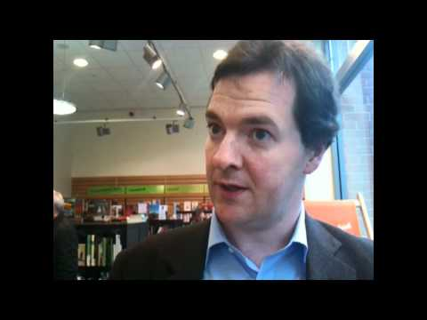 The Chancellor of the Exchequer on aid for development and Robin Hood Tax.wmv