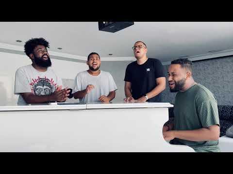 Paulo Neto - Tua Presença // Alenio Câmara, Matheus Duque, Diego Rocha E Lucas Oliveira (cover)