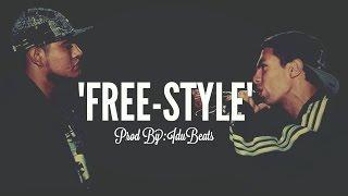 """FREE-STYLE"" - BASE DE RAP PARA IMPROVISAR PROD BY IDUBEATS"