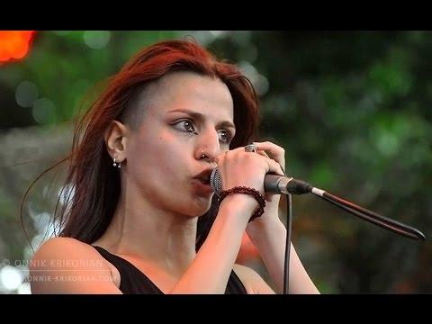 Master Of Persia - Mazda Huu @ Persian Metal Festival 2012 In Armenia