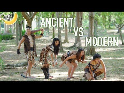 Ancient VS Modern
