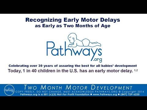 Recognizing Early Motor Delays as Early as Two Months of Age
