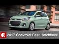 New Chevrolet Beat 2017 (Chevrolet Spark)