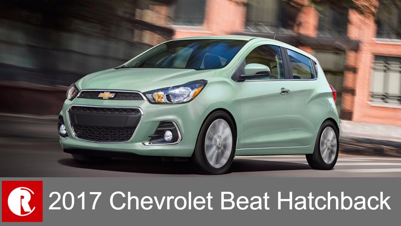 New Chevrolet Beat 2017 Spark