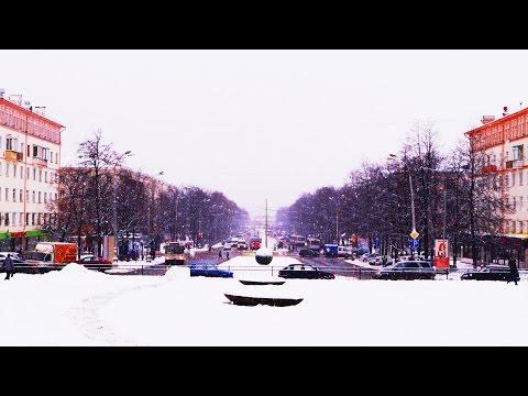 Снежный Славный Екатеринбург... Это уже зима?