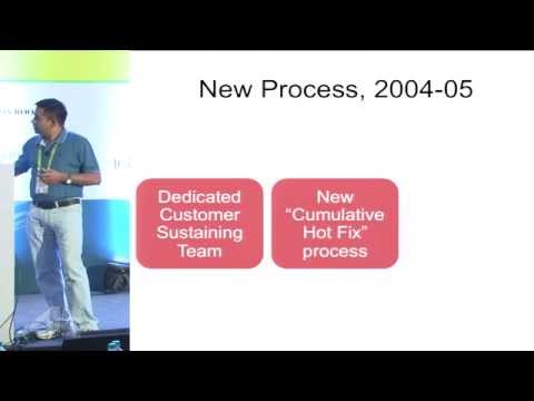 From Waterfall to Weekly Releases: A Case Study in using Evo and Kanban by Tathagat Varma