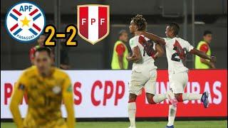 Esto dice de PERÚ 🇵🇪 la prensa extranjera tras el empate en Paraguay | Eliminatorias Qatar 2022 ⚽