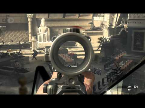 Call Of Duty Ghosts Las Vegas Campaign Gameplay