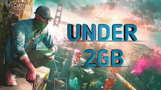 TOP 10 PC Games Under 2GB | With Direct Download Links | Highly Compressed