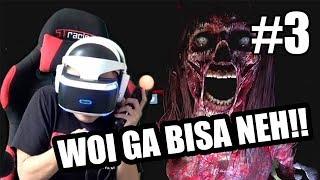 [ PS VR ] HORROR , DI KAGETIN MBAK QUNTI !! - UNTIL DAWN RUSH OF BLOOD INDONESIA #3