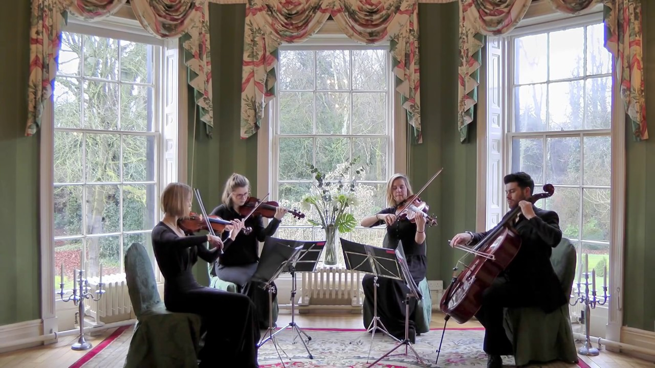 All You Need Is Love The Beatles Wedding String Quartet