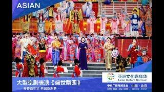 [亚洲文化嘉年华] 大型京剧表演《盛世梨园》 表演:袁慧琴 杜镇杰 史依弘 康万生 等   CCTV