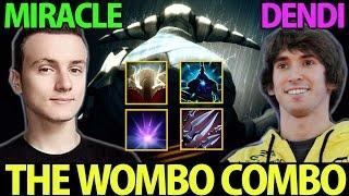 Miracle- [Sven] & Dendi [Magnus] Dota2- The Wombo Combo