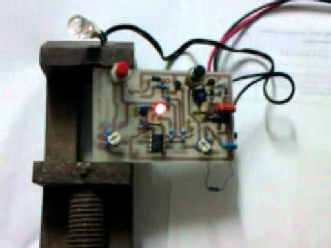 Load Conversion Wind Turbine /Solar Charge Controller Testing