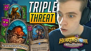 This Triple-Beast Combo Is Insanely Good!
