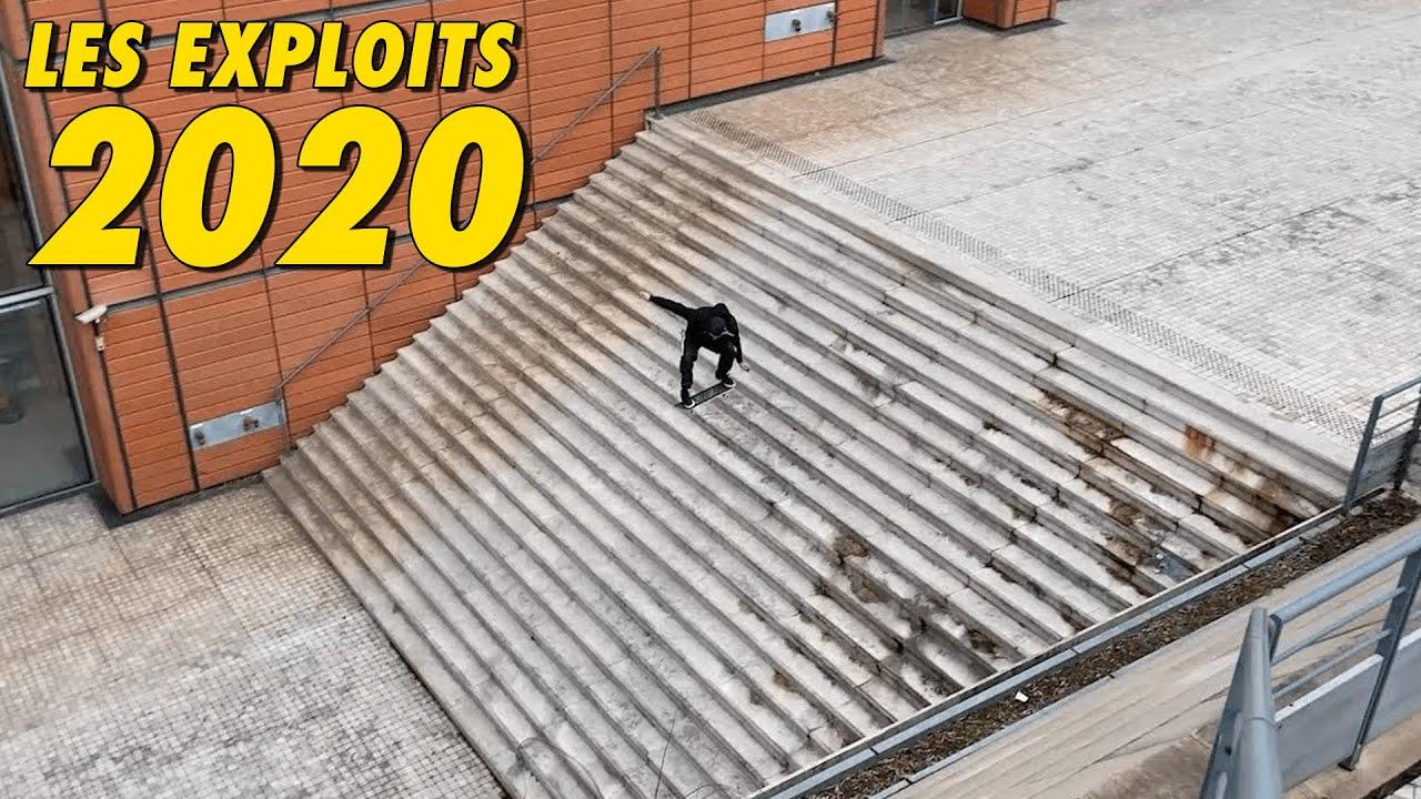 Download LES EXPLOITS DE L'ANNÉE 2020 !