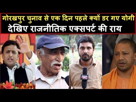 Gorakhpur bypoll से पहले आखिर क्या बोले Political Expert | Headlines India