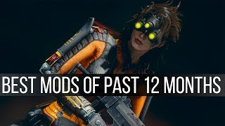 [Fallout 4] The 5 Best Mods of the Past 12 Months