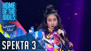 Download lagu KEISYA - DARI MATA (Jaz) - SPEKTA SHOW TOP 13 - Indonesian Idol 2020