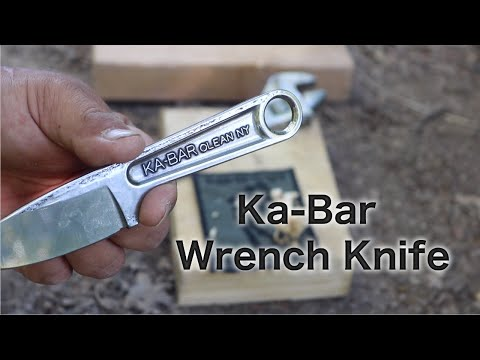 Ka-Bar Wrench Knife Review