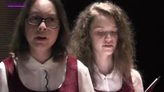Gioia Di Canatre   Koncert Z Czerwca 2016 Dyryguje Renata Szerafin Wójtowicz