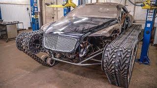 Download Bentley Ultratank. Кузов установлен на шасси. Mp3 and Videos
