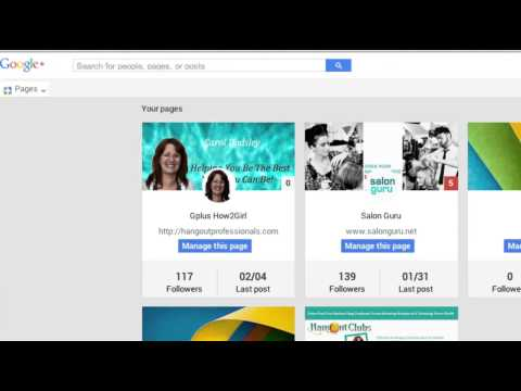 How to delete a Google Plus Business page