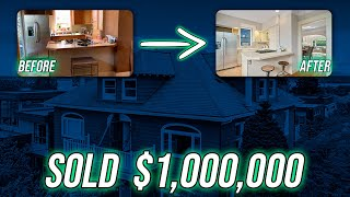 Selling a House That Needs Repairs? | Here's How Michael & Yasmina Sold Their $1,000,000 Home