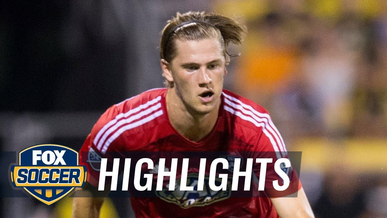 Zimmerman goal restores FC Dallas lead over Seattle Sounders | 2015 MLS Highlights