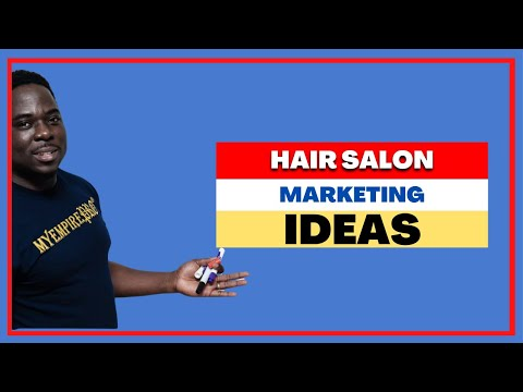 Hair Salons Stylists The Best Marketing Formula Ideas To Get More Clients